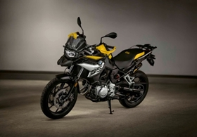 F 750 GS Edition 40 Jahre
