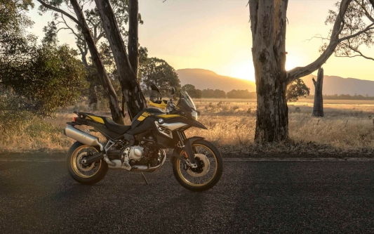 F 850 GS Edition 40 Jahre